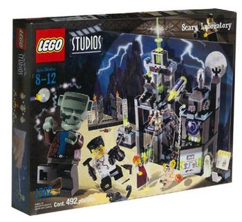LEGO 1382 Black Tile 2 x 2 with Arcing Electricity Pattern