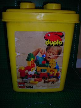 Peeron Duplo Bucket 1684 1