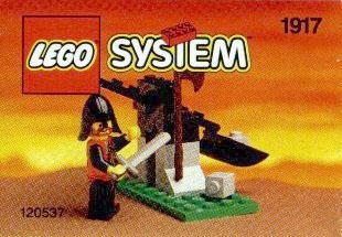 [LEGO] : MOYEN-AGE + liens 1917-1.1125542930