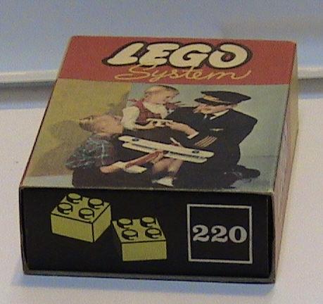LEGO System et autres (1957-1970) 220-4.1196306592