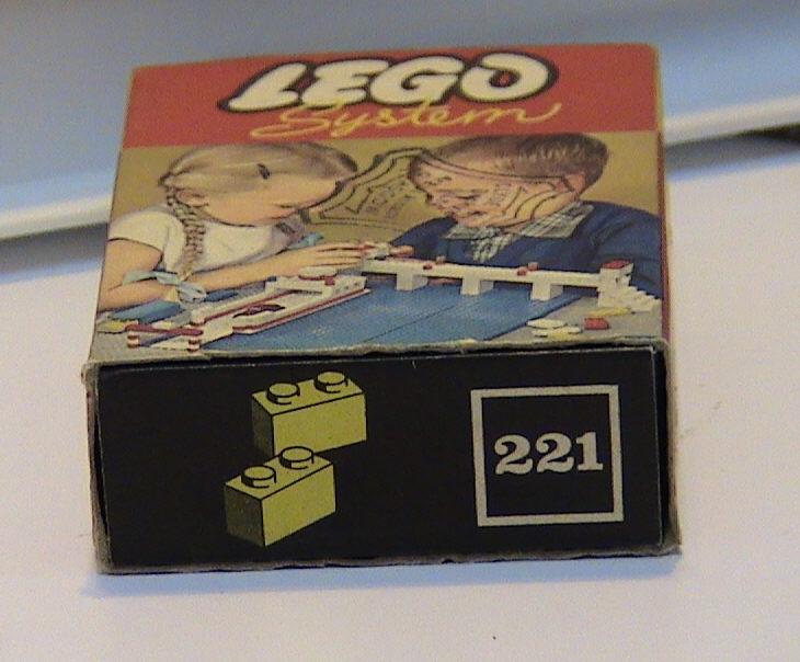 LEGO System et autres (1957-1970) 221-5.1196306639