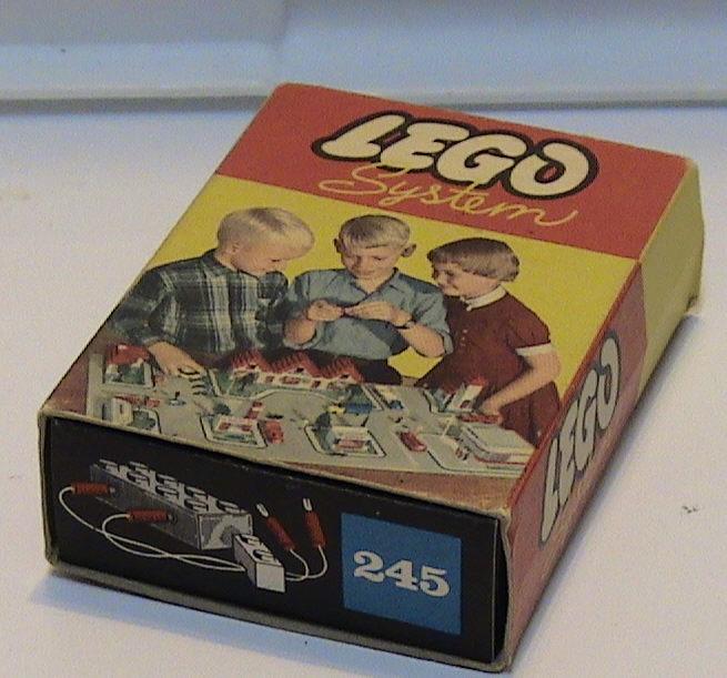 LEGO System et autres (1957-1970) 245-1.1196562462