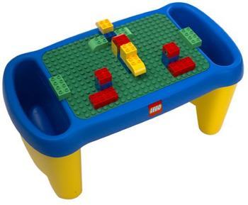 Peeron: Preschool Playtable (#3125-1)