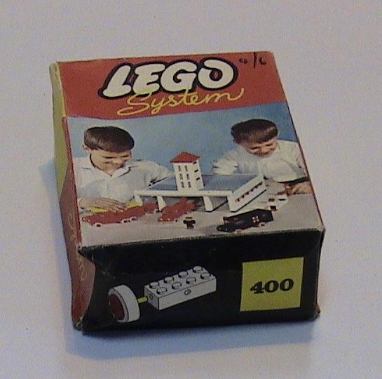 LEGO System et autres (1957-1970) 400-2.1196659214