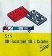 LEGO System et autres (1957-1970) 519-1.1122422819