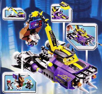 LEGO Space Police Smash n Grab 4567935 5982