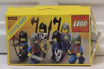 [LEGO] : MOYEN-AGE + liens 6102-1.1187741376.thumb2