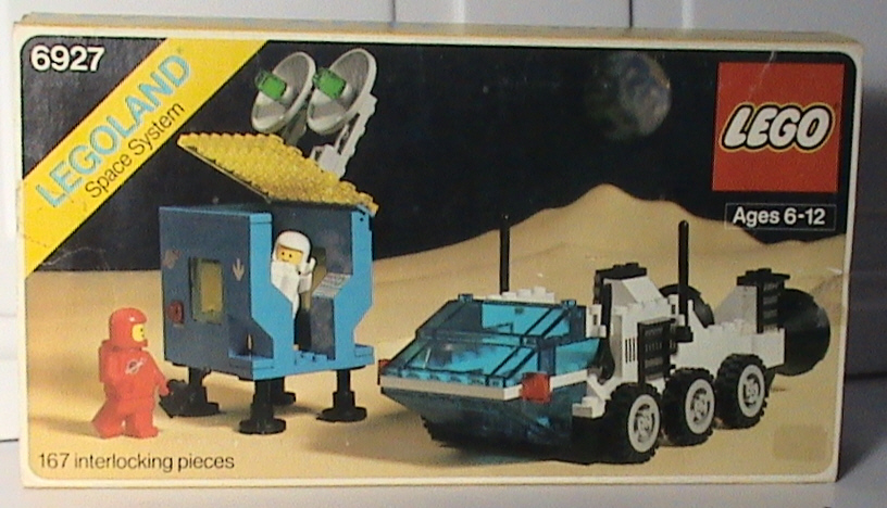 Lego Classic Space 1980s Does Anyone Remember This Specific Lego
