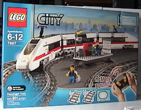 End of Production for LEGO City Train Sets? - TNVLC
