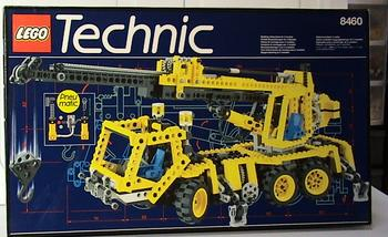 Peeron Pneumatic Crane Truck Mobile Crane 8460 1