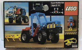 Lego For When There Is No Telly Retro Rides