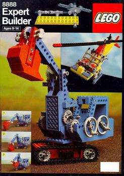 Lego Technic Idea Book